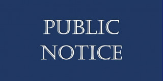 Webster Public Schools Public Notice of Intent to Apply